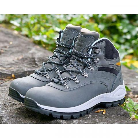 HI TEC Women's Altitude Alpyna WP Walking Boots, CHARCOAL