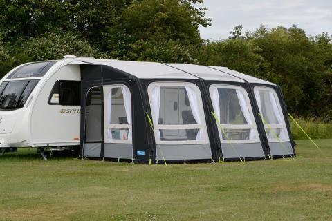Kampa Dometic Ace Air Pro 500 Caravan Awning
