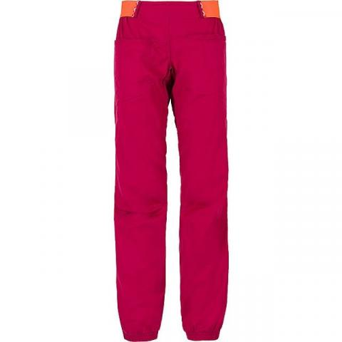 LA SPORTIVA Women's Tundra Pants, DARK RED