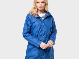 Lighthouse Women's Lauren Waterproof Jacket, Blue