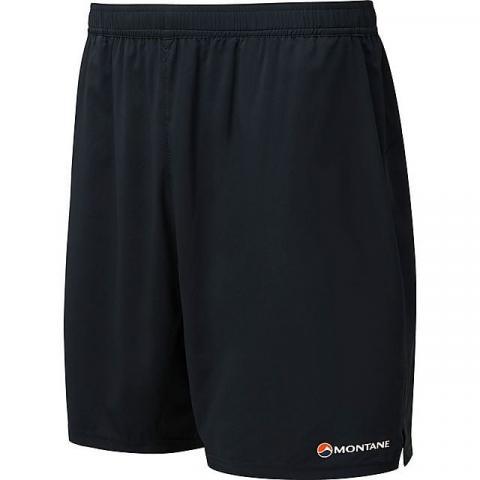 MONTANE Men's Razor Shorts, BLACK