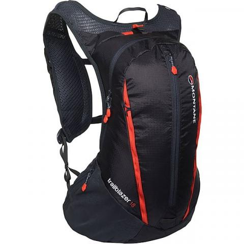 MONTANE Trailblazer 18 Daypack, CHARCOAL