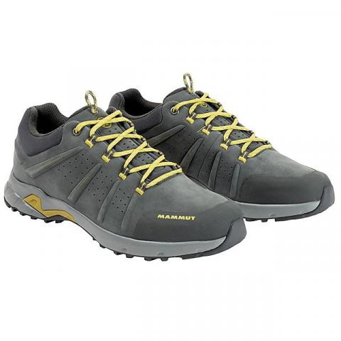 Mammut Men's Convey Low GORE-TEX Hiking Shoes, GREY GREEN