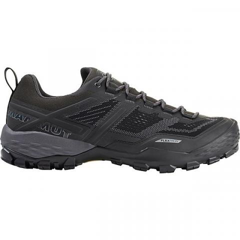 Mammut Men's Ducan Low GTX Walking Shoe, BLACK MULTI
