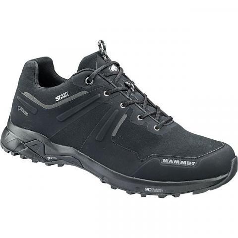 Mammut Ultimate Pro Low GTX Men's Hiking Shoe, BLACK-BLACK