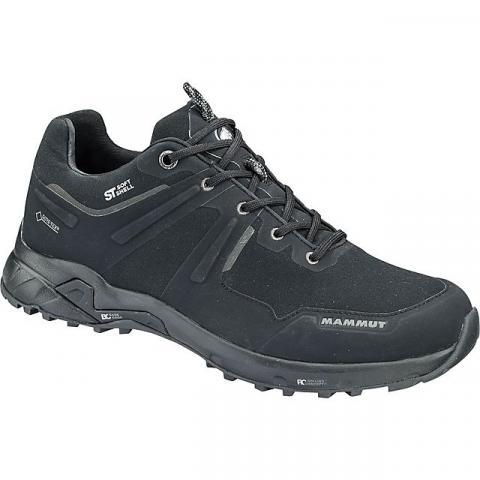 Mammut Ultimate Pro Low GTX Women's Hiking Shoe, BLACK-BLACK