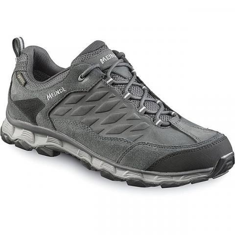 Meindl Men's Lima GTX Walking Shoe, DARK GREY