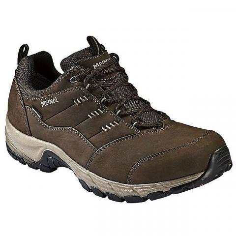 Meindl Philadelphia GTX Men's Walking Shoes, BRAUN