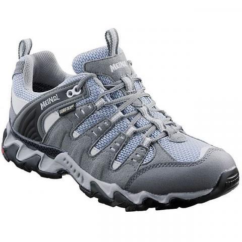 Meindl Respond Lady GTX Women's Trail Shoe, GRAPHITE-SKY