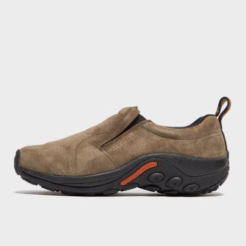 Merrell Men's Jungle Moc Shoes - Brown, Brown