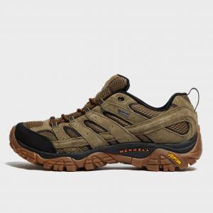Merrell Men's MOAB 2 GORE-TEX Hiking Shoes - Olive, Olive