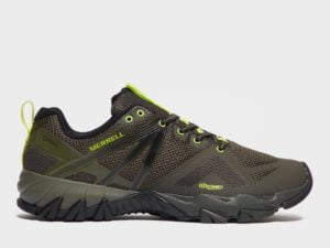 Merrell Men's MQM Flex GORE-TEX Shoes - Olive, Olive