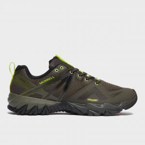 Merrell Men's MQM Flex GORE-TEX Shoes - Olive, Olive