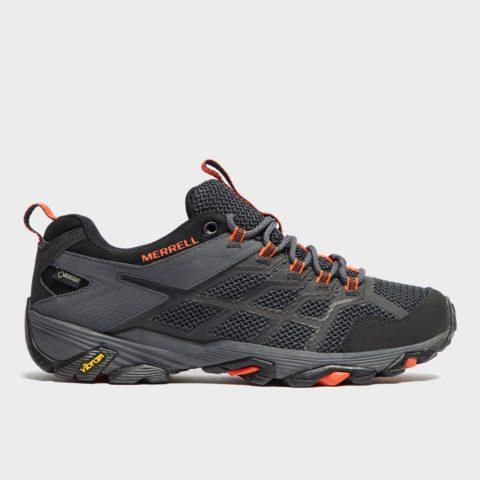 Merrell Men's Moab FST 2 GORE-TEX Shoes - Grey, Grey