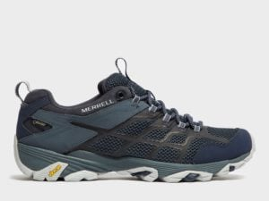 Merrell Men's Moab FST 2 GORE-TEX Shoes - Navy, Navy