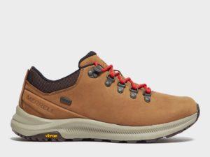 Merrell Men's Ontario Waterproof Walking Shoe - Brown, Brown