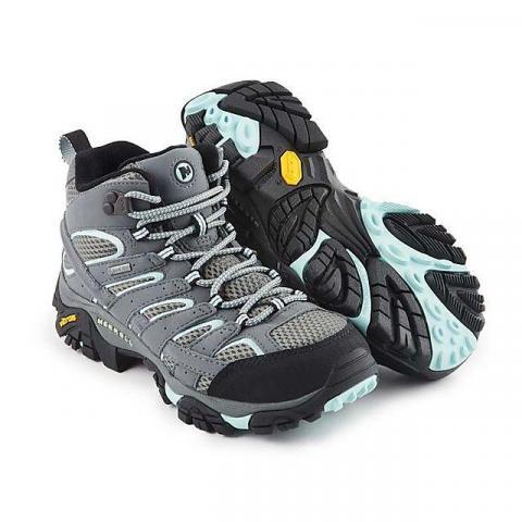 Merrell Women's MOAB II Mid GTX Walking Boots, SEDONA-SAGE