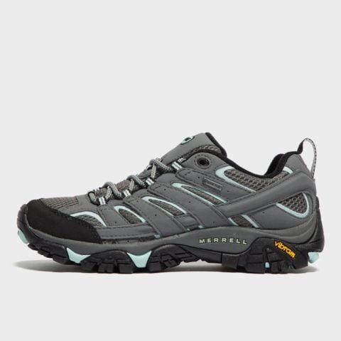 Merrell Women's Moab 2 GORE-TEX Shoe - Grey, Grey