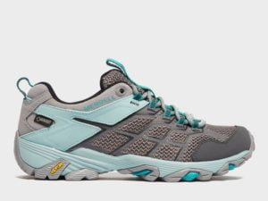 Merrell Women's Moab FST 2 GORE-TEX Shoes - Grey, Grey