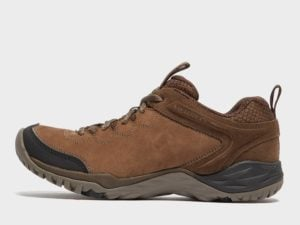 Merrell Women's Siren Traveller Q2 Leather Shoes - Brown, Brown