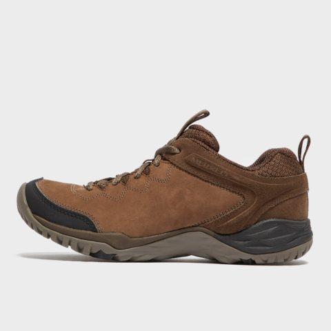 Merrell Women's Siren Traveller Q2 Leather Shoes - Brown, Brown