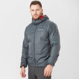 Montane Men's Prism Insulated Jacket, Grey