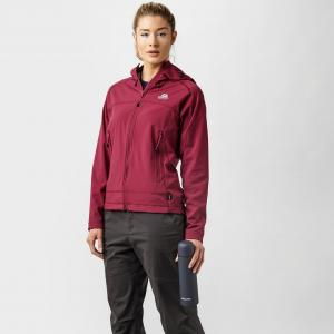 Mountain Equipment Women's Astron Softshell Jacket - Red, Red