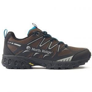 NORTH RIDGE Men's Blazer TR Trail Running Shoe, BLUE BLACK WHIT