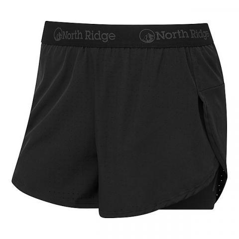 "NORTH RIDGE Men's Flex 2 Layer 5"" Shorts"