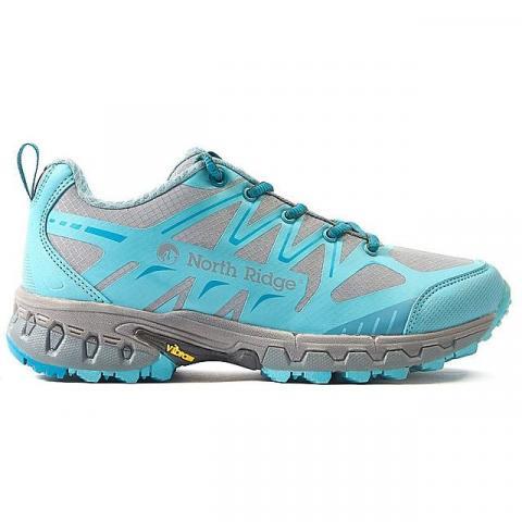 NORTH RIDGE Women's Blazer TR Trail Running Shoe, TURQUOISE