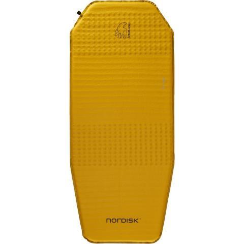 Nordisk Ven 2.5 Inflatable Sleeping Mat - Yellow | Sleeping Mats