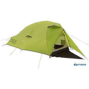 OEX Lynx EV I 1 Person Backpacking Tent, MUSTARD