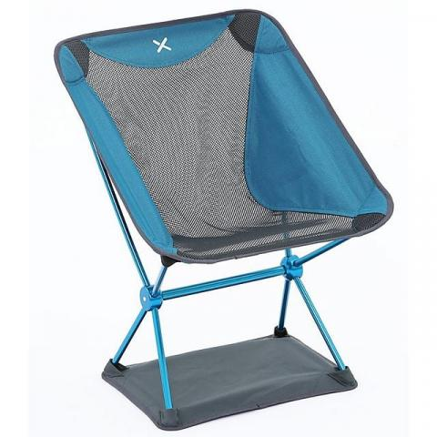 OEX Ultra Lite Camping Chair, BRIGHT BLUE