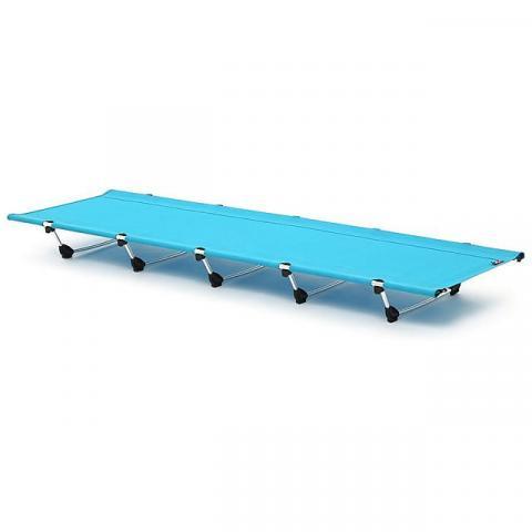OEX Ultralite Folding Cot, BRIGHT BLUE