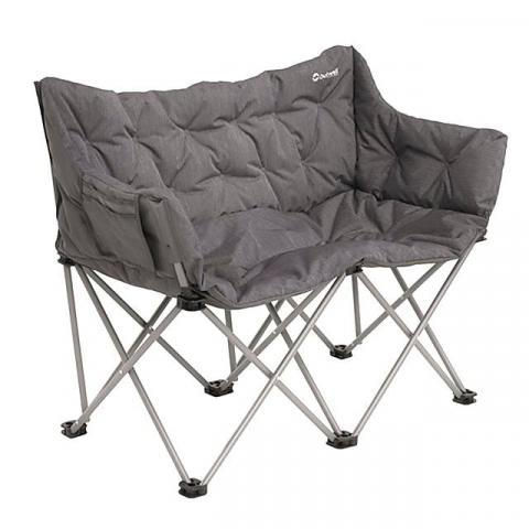 OUTWELL Sardis Lake Camping Chair, Grey