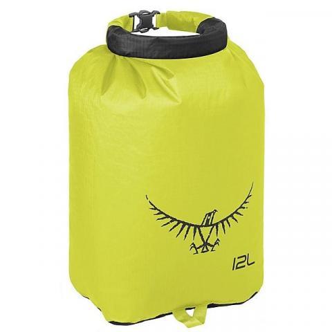 Osprey Ultralight Drysack (12L), ELECTRIC