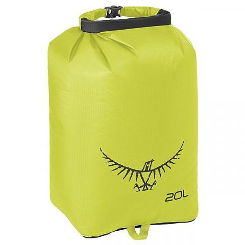 Osprey Ultralight Drysack (20L), ELECTRIC