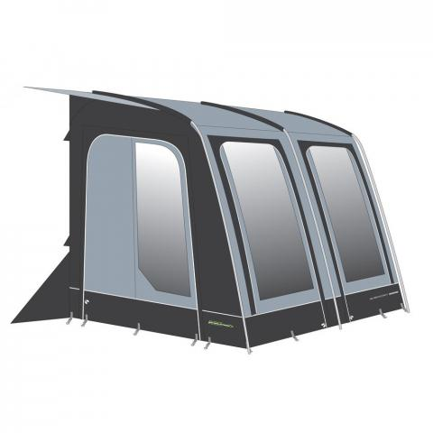 Outdoor Revolution E-Sport 325 Poled Caravan Awning