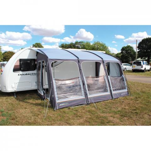 Outdoor Revolution E-Sport 400 Poled Caravan Awning