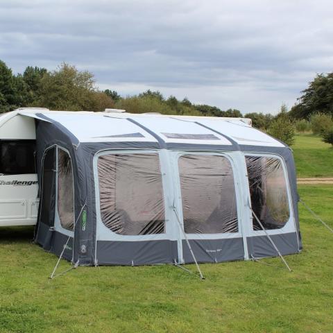 Outdoor Revolution Eclipse 420 Pro Air Caravan Awning