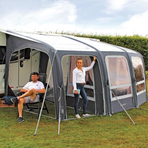 Outdoor Revolution Esprit 420 Pro RVS Air Caravan Awning