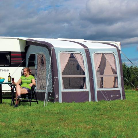 Outdoor Revolution Evora 260 Pro Climate Air Caravan Awning