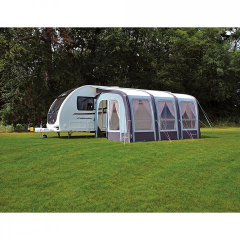 Outdoor Revolution Evora 390 Pro Climate Air Caravan Awning