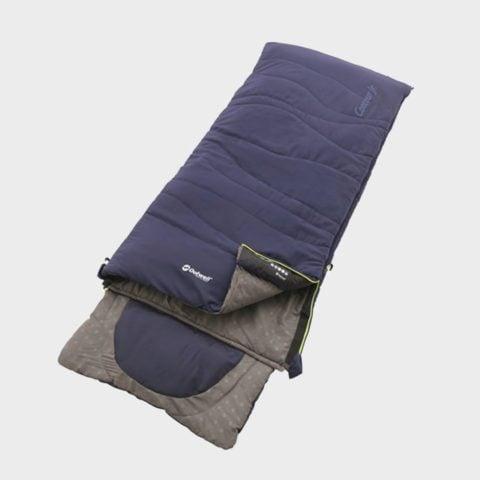 Outwell Contour Junior Sleeping Bag, Blue