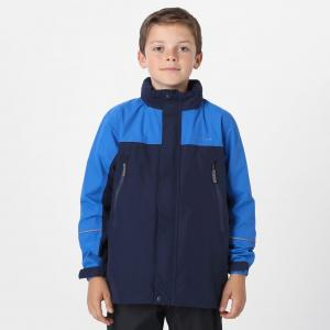 Peter Storm Kids' Mercury Waterproof Jacket, Navy
