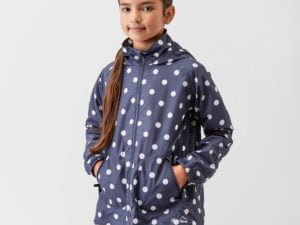 Peter Storm Kid's Moonstone Waterproof Jacket, Navy