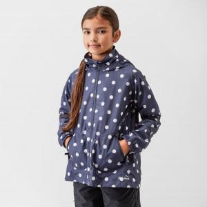 Peter Storm Kid's Moonstone Waterproof Jacket, Navy