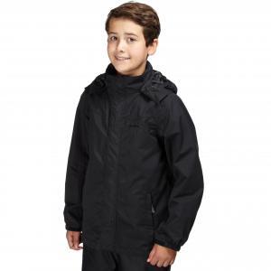 Peter Storm Kids' Waterproof Jacket, Black