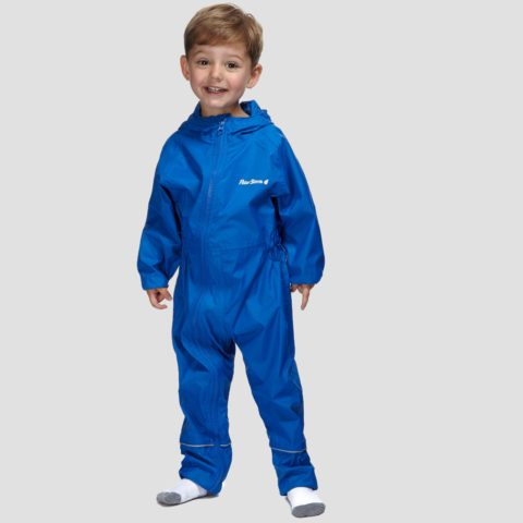 Peter Storm Kids' Waterproof Suit, Blue