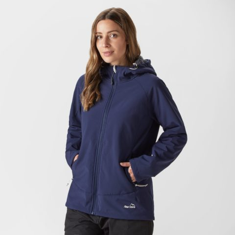 Peter Storm Women's Highloft Softshell Jacket - Navy, Navy